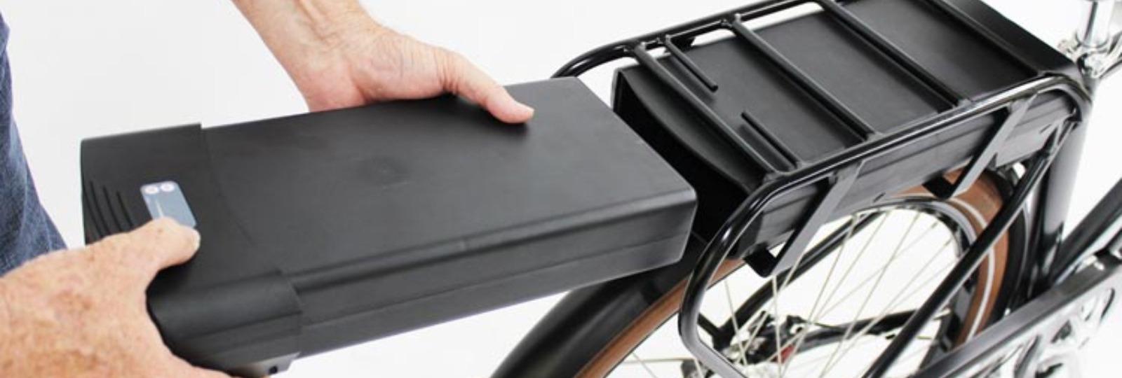 Collecte et recyclage des batteries de VAE usagées